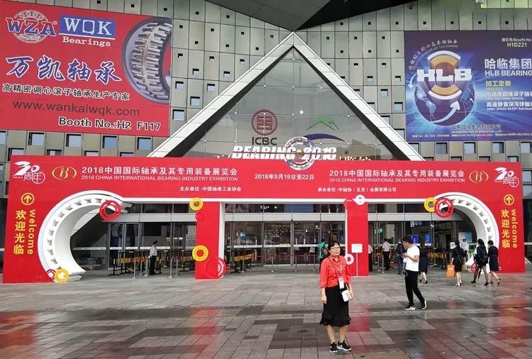 BEARINGS Shanghai 2018 (2)